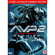Aliens Vs Predator - Requiem (UK-import) (DVD)