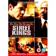 Produktbilde for Street Kings (UK-import) (DVD)