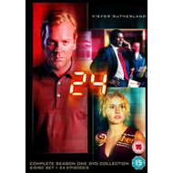 Produktbilde for 24: Season 1 (UK-import) (DVD)
