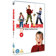Produktbilde for Home Alone/Home Alone 2 /Home Alone 3/Home Alone 4 (UK-import) (DVD)