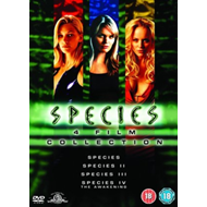 Produktbilde for Species 1-4 Collection (UK-import) (DVD)