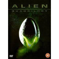 Alien Quadrilogy (UK-import) (DVD)