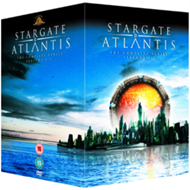 Stargate Atlantis: The Complete Seasons 1-5 (UK-import) (DVD)