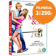 Produktbilde for Marley And Me (UK-import) (DVD)