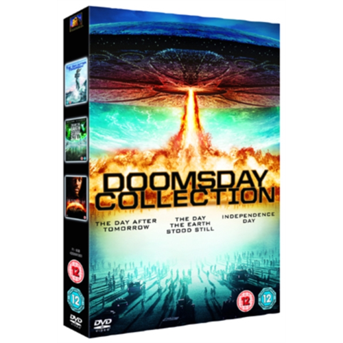 Doomsday Collection (UK-import) (DVD)