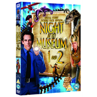 Night At The Museum/Night At The Museum 2 (UK-import) (DVD)