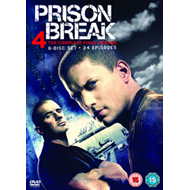 Produktbilde for Prison Break: The Complete Final Season (UK-import) (DVD)