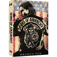 Produktbilde for Sons Of Anarchy: Complete Season 1 (UK-import) (DVD)