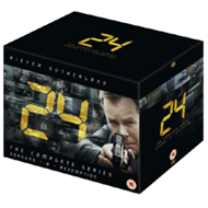 24: The Complete Series - Seasons 1-8 And Redemption (UK-import) (DVD)