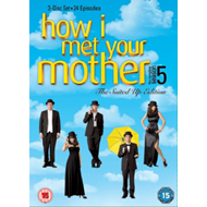 How I Met Your Mother: The Complete Fifth Season (UK-import) (DVD)