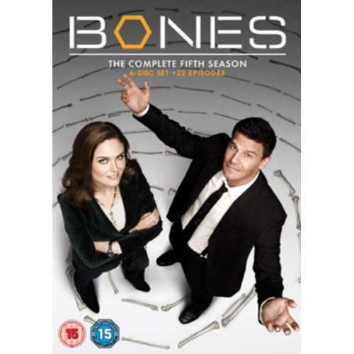 Bones: The Complete Fifth Season (UK-import) (DVD)
