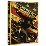 Produktbilde for Sons Of Anarchy: Complete Season 2 (UK-import) (DVD)