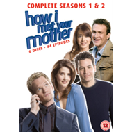 How I Met Your Mother: Seasons 1 And 2 (UK-import) (DVD)