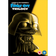 Family Guy Star Wars Trilogy - Laugh It Up Fuzzball (UK-import) (DVD)