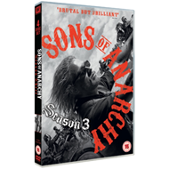 Produktbilde for Sons Of Anarchy: Complete Season 3 (UK-import) (DVD)