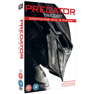 Predator Trilogy (UK-import) (DVD)