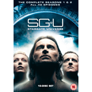 Stargate Universe: The Complete Series (UK-import) (DVD)