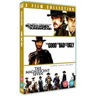 Produktbilde for Butch Cassidy And The Sundance Kid/The Good, The Bad... (UK-import) (DVD)