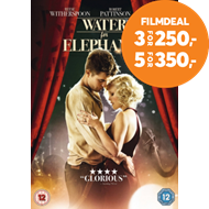 Produktbilde for Water For Elephants (UK-import) (DVD)
