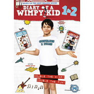 Diary Of A Wimpy Kid 1 And 2 (UK-import) (DVD)