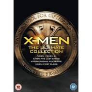 X-Men: The Ultimate Collection (UK-import) (DVD)