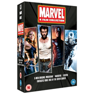 Marvel Collection (UK-import) (DVD)