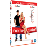What's Your Number? (UK-import) (DVD)