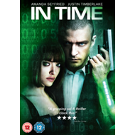 Produktbilde for In Time (UK-import) (DVD)
