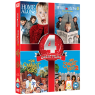 Home Alone 1 And 2/The Sandlot 1 And 2 (UK-import) (DVD)