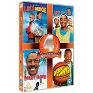 Like Mike 1 And 2/Rebound/Meet Dave (UK-import) (DVD)