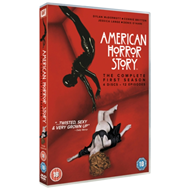 Produktbilde for American Horror Story: Murder House - The Complete First Season (UK-import) (DVD)