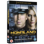 Homeland: The Complete First Season (UK-import) (DVD)