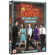 How I Met Your Mother: The Complete Seventh Season (UK-import) (DVD)