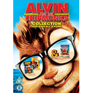 Alvin And The Chipmunks: Collection (UK-import) (DVD)