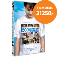 Produktbilde for (500) Days Of Summer (UK-import) (DVD)
