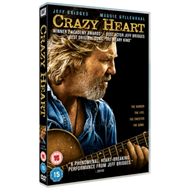 Produktbilde for Crazy Heart (UK-import) (DVD)