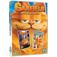 Produktbilde for Garfield: The Movie/Garfield: A Tale Of Two Kitties (UK-import) (DVD)