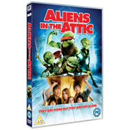 Aliens In The Attic (UK-import) (DVD)
