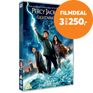 Produktbilde for Percy Jackson And The Lightning Thief (UK-import) (DVD)
