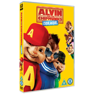 Alvin And The Chipmunks 2 - The Squeakquel (UK-import) (DVD)