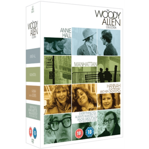 Woody Allen Collection: Best Of (UK-import) (DVD)