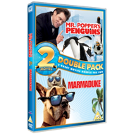 Mr Popper's Penguins/Marmaduke (UK-import) (DVD)