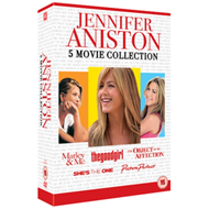 Jennifer Aniston Collection (UK-import) (DVD)
