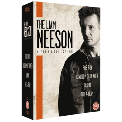 Liam Neeson Collection Uk Import