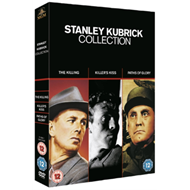 Stanley Kubrick Collection (UK-import) (DVD)
