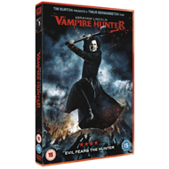 Abraham Lincoln - Vampire Hunter (UK-import) (DVD)