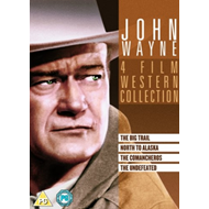 Produktbilde for John Wayne Box Set (UK-import) (DVD)