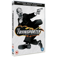 Transporter/Transporter 2 (UK-import) (DVD)