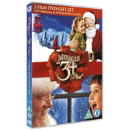 Produktbilde for Miracle On 34th Street (1947)/Miracle On 34th Street (1994) (UK-import) (DVD)