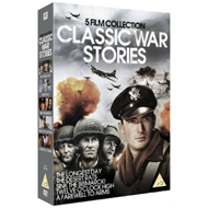 Produktbilde for Classic War Collection (UK-import) (DVD)